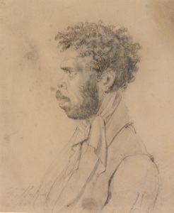 Ricketty Dick, by Charles Rodius, c.1844